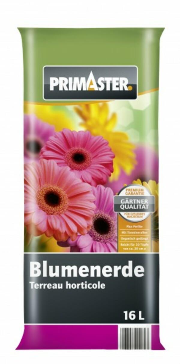 Primaster Blumenerde ,  16 l