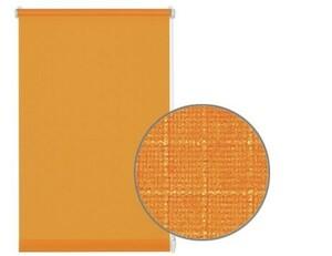 Gardinia Easyfix Rollo Uni ,  orange, 120 x 150 cm