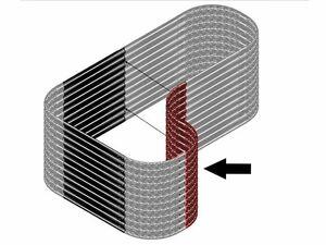 Vitavia Erweiterung für Hochbeete Curve