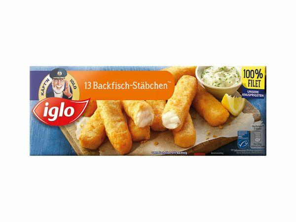 Iglo Backfischstäbchen
