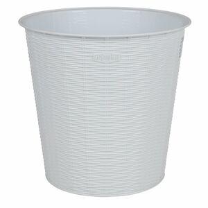 Abfalleimer Elegance 10L Weiß