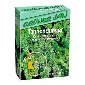 Grüner Jan Tannendünger 2,5kg