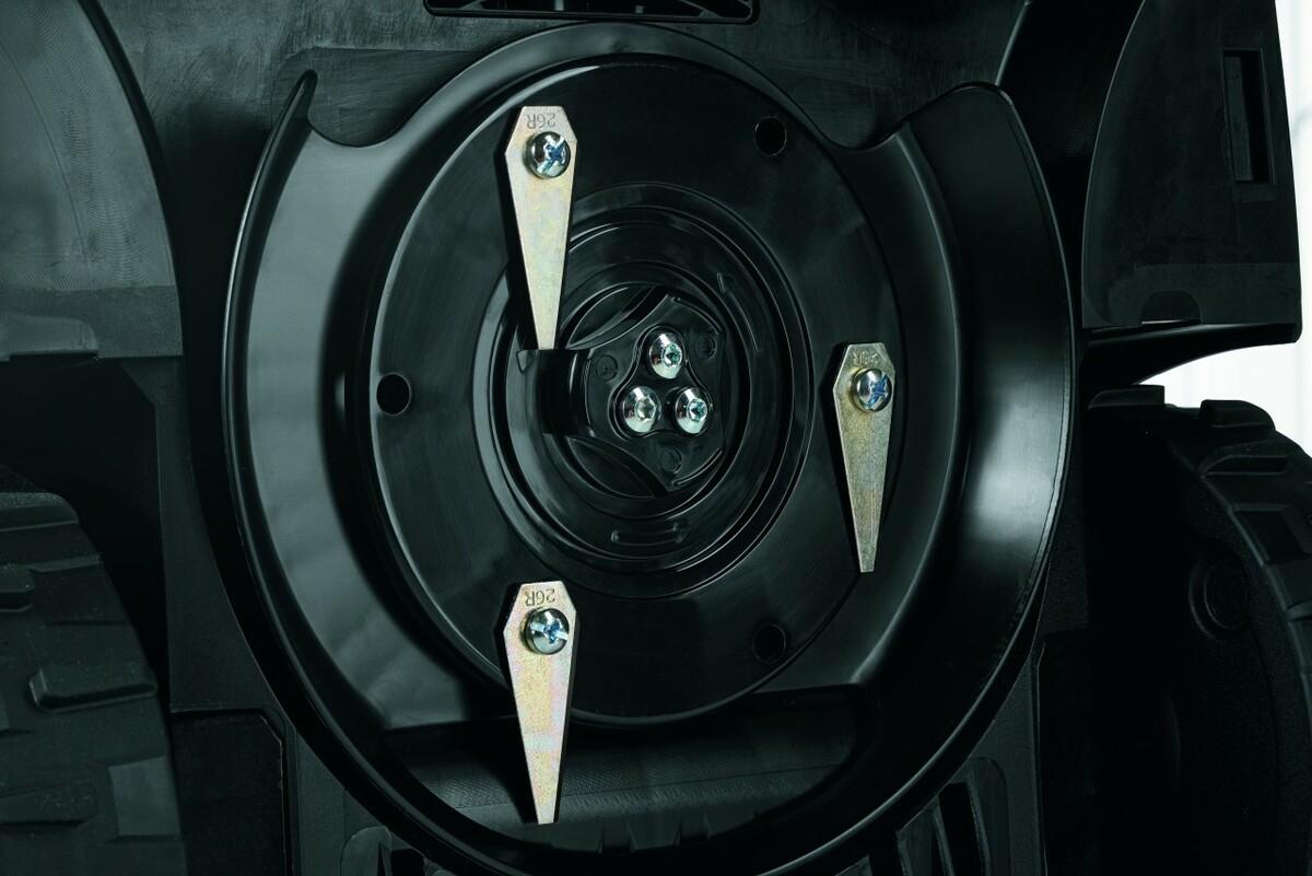 Bild 3 von Bosch Mähroboter Indego 400 | B-Ware - Vorführgerät - wurde vom Hersteller geprüft und ist technisch einwandfrei - Gebrauchsspuren