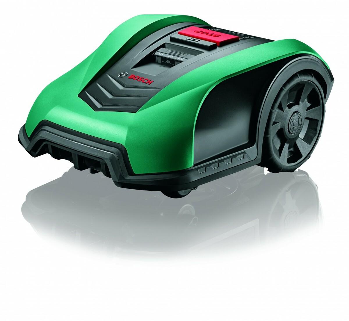 Bild 5 von Bosch Mähroboter Indego 400 | B-Ware - Vorführgerät - wurde vom Hersteller geprüft und ist technisch einwandfrei - Gebrauchsspuren