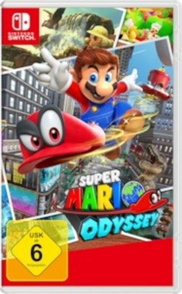 Switch Spiel Super Mario Odyssey | B-Ware