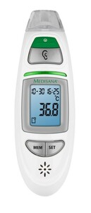 Medisana Infrarot-Fieberthermometer FTN | B-Ware - der Artikel ist neu und unbenutzt - Verpackung beschädigt