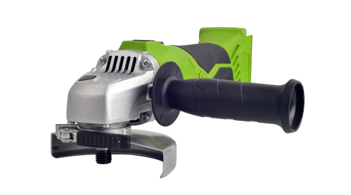 Bild 2 von Greenworks Akku-Winkelschleifer 24 V | B-Ware - der Artikel ist neu - Verpackung wurde bereits geöffnet