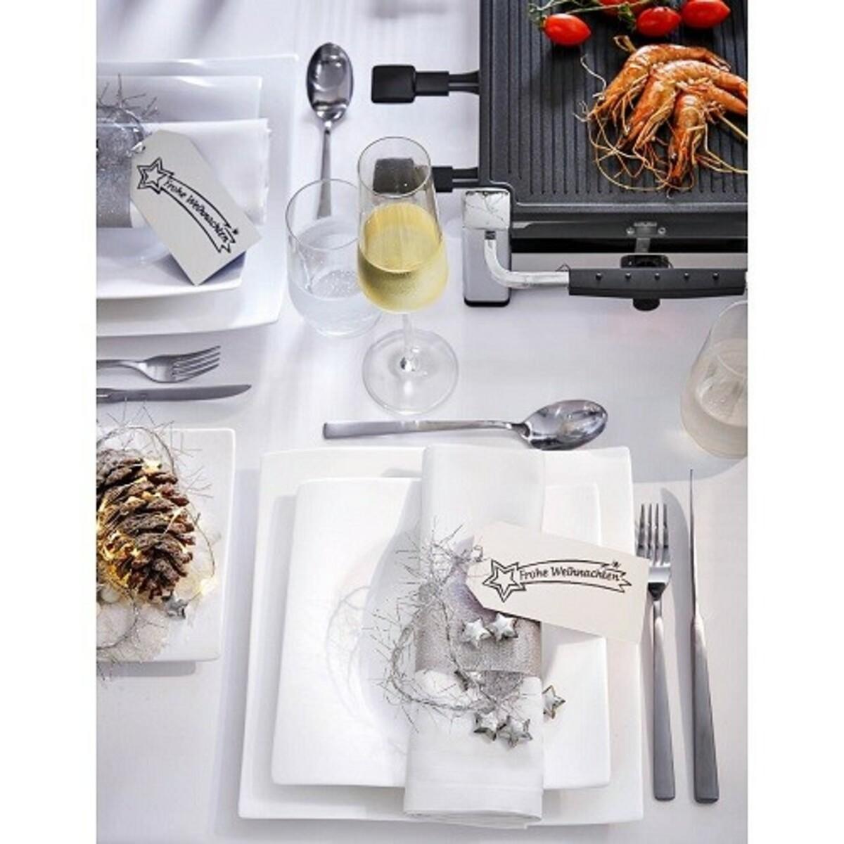 Bild 2 von Rommelsbacher Raclette Grill RCC 1500 Fashion | B-Ware - der Artikel ist neu - Verpackung beschädigt