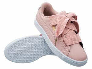 Puma Damen Sneaker Basket Heart