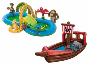 PLAYTIVE® JUNIOR Kinder-Planschbecken