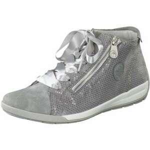 Rieker Sneaker High Damen grau