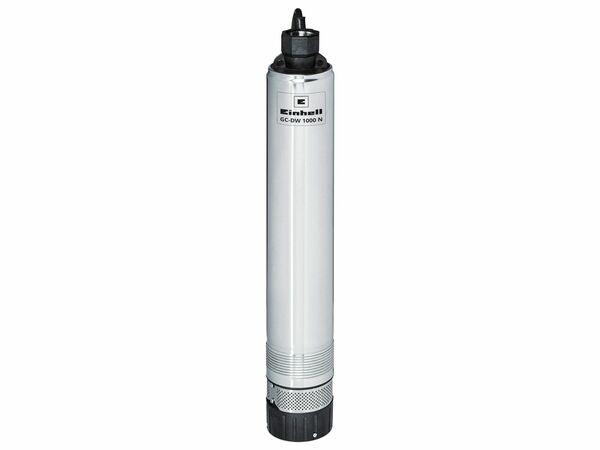 Einhell Tiefbrunnenpumpe GC-DW 1000 N