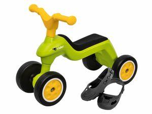 BIG Kinderfahrzeug Rider und Schuhschützer