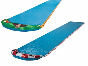 PLAYTIVE® JUNIOR Wasserrutsche