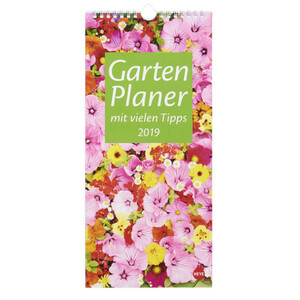 """Kalender """"Gartenplaner"""" für 2019"""