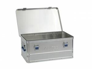 Alutec Aluminium-Transportbox Basic 40 ,  Inhalt 40 l, Außenmaße  560 x 370 x 245 mm