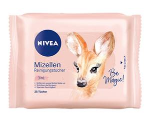 NIVEA®  Mizellen Reinigungstücher 3-in-1