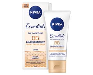 NIVEA®  Essentials 5-in-1 Tagespflege BB 24 h Feuchtigkeit