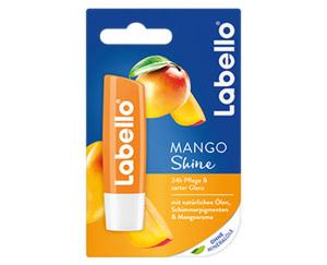 """LABELLO®  Lippenpflegestift """"MANGO Shine"""""""