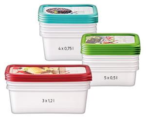 CROFTON®  Tiefkühldosen-Set