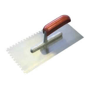 Normex Glättekelle gezahnt 280 x 130 mm