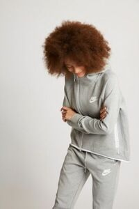 Nike Tech Fleece Cape Full Zip - Damen Hoodies