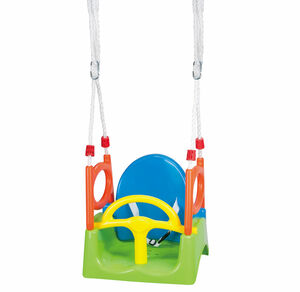 Playfun Kinderschaukel mit geprüfter Sicherheit, ca. 40x33x38cm