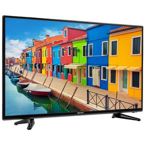 MEDION LIFE® E14019 TV, 100,3 cm (40''), Full HD, integrierter DVD-Player, DVB-T2 HD, HD Triple Tuner, integrierter Mediaplayer, CI+
