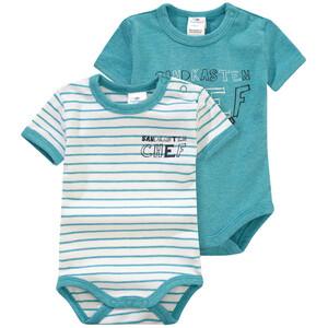 2 Baby Bodys in verschiedenen Dessins