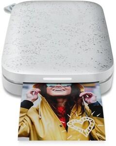 HP Sprocket 200 Fotodrucker luna pearl