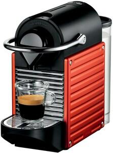 Krups XN 3006 Nespresso Pixie Kapsel-Automat rot