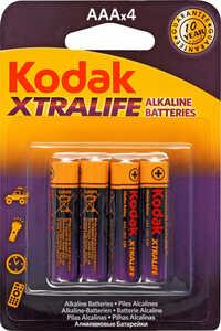 KODAK  Alkaline-Batterien AAA »XTRALIFE«