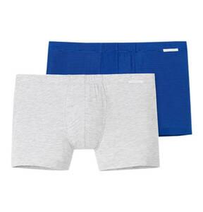 """SCHIESSER             Pants """"Essentials"""", 2er-Pack, elastischer Single Jersey"""