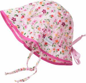 Baby Hut zum Binden mit UV-Schutz 50+ Gr. 47 Mädchen Baby