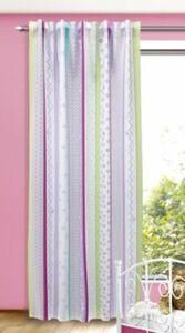 Vorhang Streifen, 245 x 135 cm