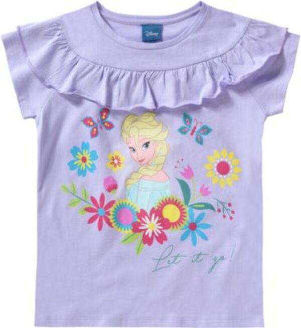 Disney Die Eiskönigin T-Shirt Gr. 140/146 Mädchen Kinder