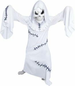Kostüm Ghastly Ghoul, 2-tlg. Gr. 104/116