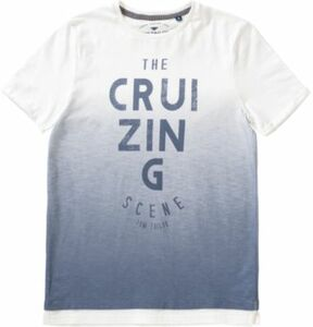 Ombre T-Shirt Gr. 164 Jungen Kinder