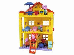 PlayBIG BLOXX Peppa Wutz Peppas Haus