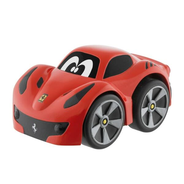 Chicco Ferrari Mini TurboTouch Rot