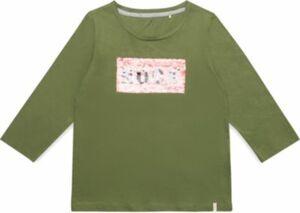 Langarmshirt mit Wendepailletten Gr. 164 Mädchen Kinder