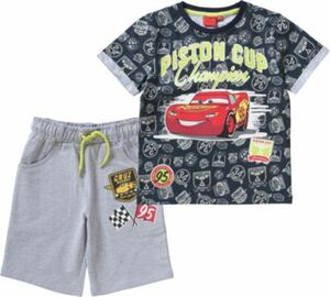Disney Cars Set T-Shirt + Shorts Gr. 128/134 Jungen Kinder