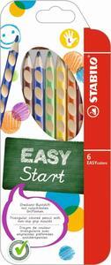 STABILO EASYStart 6er- Etui für Linkshänder