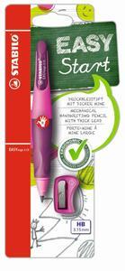 STABILO EASYergo 3.15 pink/lila für Rechtshänder