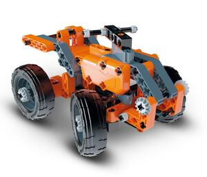 Construction-Challenge - Buggy und Quad