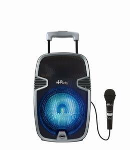 Karaokemaschine mit Licht