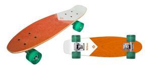 Beachboard 22 Wood orange