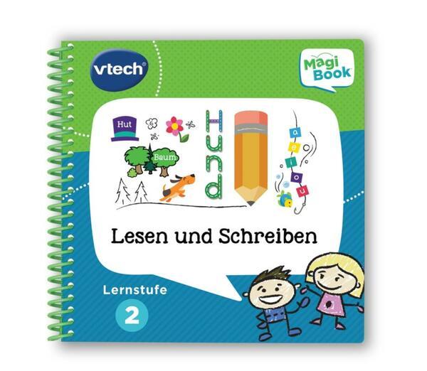 Vtech MagiBook Lesen und Schreiben Lernstufe 2