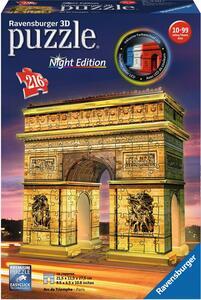 Ravensburger 3D Puzzle Triumphbogen bei Nacht