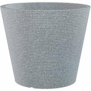 Scheurich Pflanzgefäß Cana Ø 39 cm Stony Grey